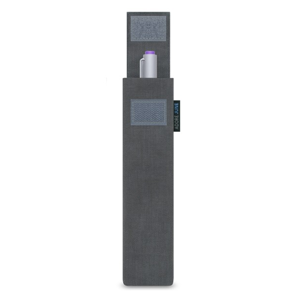 Image 1 of Adore June Classic Sleeve for Microsoft Surface Pen Color Dark Grey