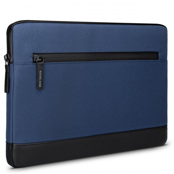 Image 1 of Adore June Bent Premium Sleeve for Samsung Galaxy Tab S7 Plus Color Blue