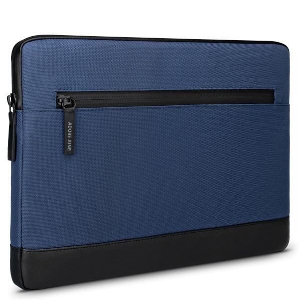 Image 1 of Adore June Bent Premium Sleeve for Apple iPad Pro 12.9 Color Blue