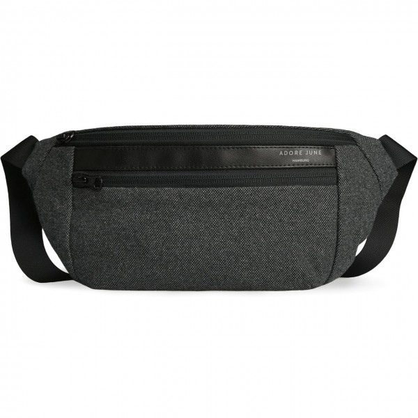 Image 1 of Adore June Fanny Pack Reto Color Anthracite