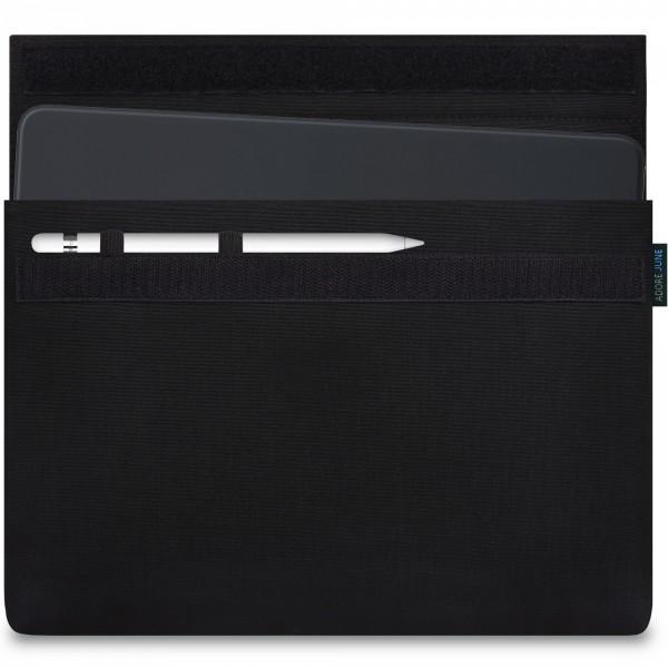 Bild 1 von Adore June Classic Hülle für Apple iPad 10 2 mit Apple Pen Halterung in Farbe Schwarz