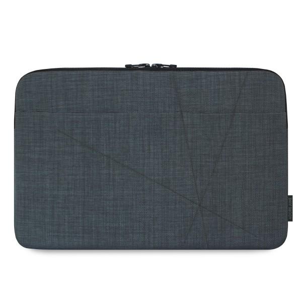 Das Bild zeigt die Vorderseite von Axis Hülle für Apple iPad 9 7 in Farbe Dunkelgrau