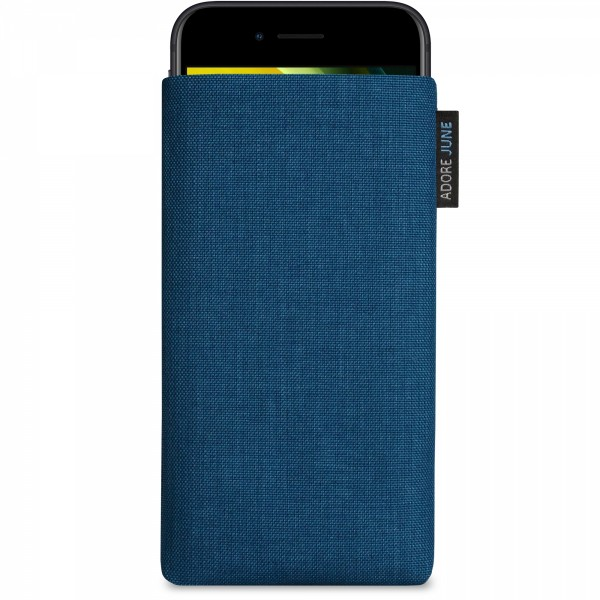 Image 1 of Adore June Classic Sleeve for Apple iPhone SE 2 Color Ocean-Blue