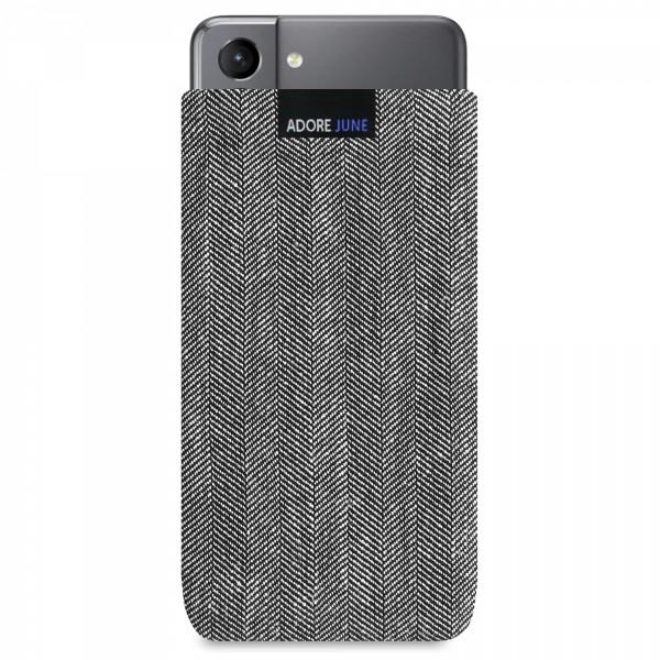 Bild 1 von Adore June Business Tasche für Samsung Galaxy S21 in Farbe Schwarz / Grau