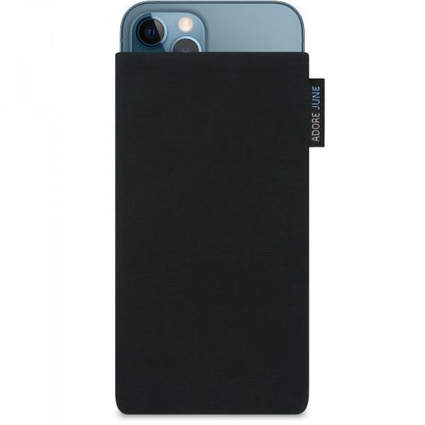 Bild 1 von Adore June Classic Tasche für Apple iPhone 12 Pro und iPhone 12 in Farbe Schwarz